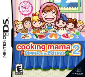 Cooking Mama 2