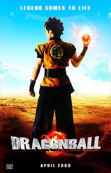 Dragonball Z 2009 Movie (Dragonball: Evolution)