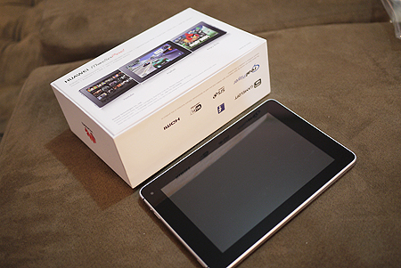 Huawei Mediapad photo